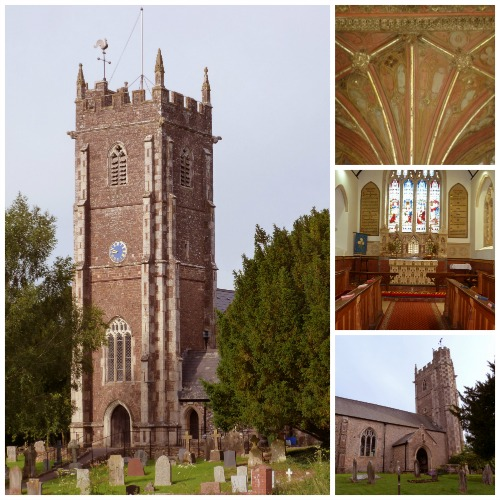 St Marys Church Collage