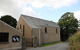 Sainthill Church Hall