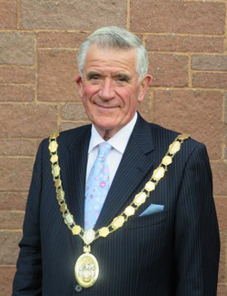 Councillor John Berry