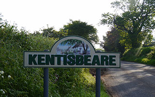 Kentisbeare village sign